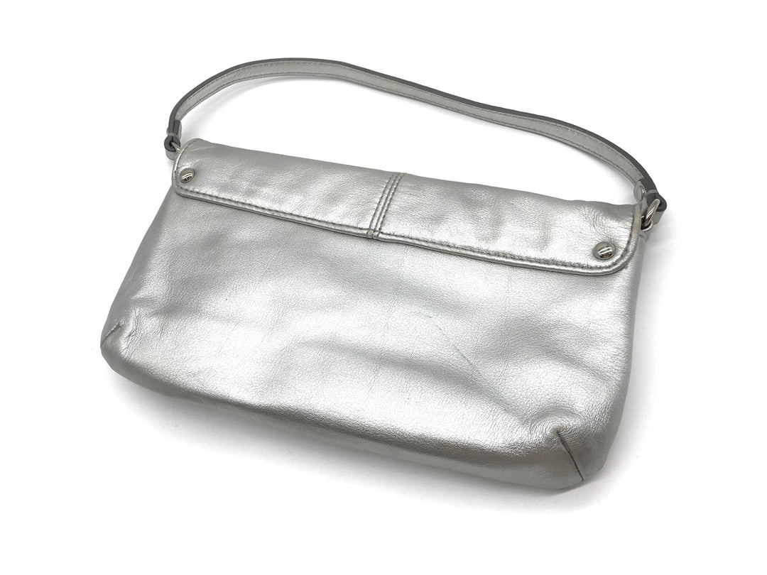 Photo #2 - BRAND: COACH <BR>STYLE: WRISTLET <BR>COLOR: SILVER <BR>SKU: 262-26275-64788<BR>IN GREAT SHAPE AND CONDITION <BR>DESIGNER BRAND - FINAL SALE
