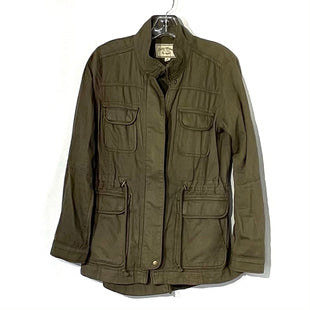 Primary Photo - BRAND: LUCKY BRAND STYLE: JACKET OUTDOOR COLOR: OLIVE SIZE: S SKU: 262-26241-44669
