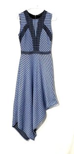 Primary Photo - BRAND: BCBGMAXAZRIA <BR>STYLE: DRESS SHORT SLEEVELESS <BR>COLOR: BLUE <BR>SIZE: XS <BR>SKU: 262-26275-73122