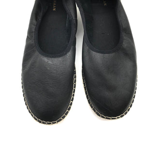 Primary Photo - BRAND: COLE-HAAN STYLE: SHOES FLATS • CLOUDFEEL ESPADRILLE LOAFERSCOLOR: BLACK SIZE: 8 SKU: 262-26275-64064