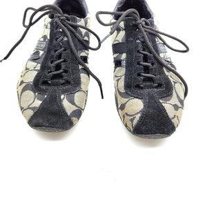 Primary Photo - BRAND: COACH STYLE: SHOES ATHLETIC COLOR: MONOGRAM SIZE: 6 SKU: 262-26275-62860AS ISDESIGNER ITEM FINAL SALE