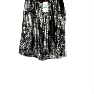 Primary Photo - BRAND: MICHAEL KORS STYLE: TOP SLEEVELESS COLOR: METALLIC SIZE: L SKU: 262-26298-644