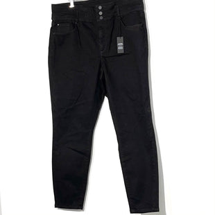 Primary Photo - BRAND: ANN TAYLOR STYLE: JEANS COLOR: BLACK SIZE: 16 SKU: 262-26275-76557