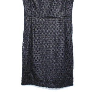 Primary Photo - BRAND: DIANE VON FURSTENBERG STYLE: DRESS SHORT SLEEVELESS COLOR: NAVY SIZE: M SKU: 262-262100-118DESIGNER FINAL