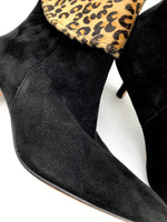 Photo #4 - BRAND:  DEZARIO<BR>STYLE: BOOTS ANKLE <BR>COLOR: BLACK <BR>SIZE: 8 <BR>SKU: 262-26211-139805<BR>GENTLE WEAR ON CORNERS - AS IS