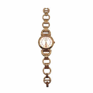 Primary Photo - BRAND: FOSSIL STYLE: WATCH COLOR: ROSE SKU: 262-26211-146072AS IS SCRATCHES ON BACK (SEE PHOTOS)