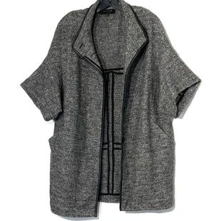 Primary Photo - BRAND: ANN TAYLOR STYLE: JACKET OUTDOOR SHAWLCOLOR: GREY SIZE: L SKU: 262-26275-75990