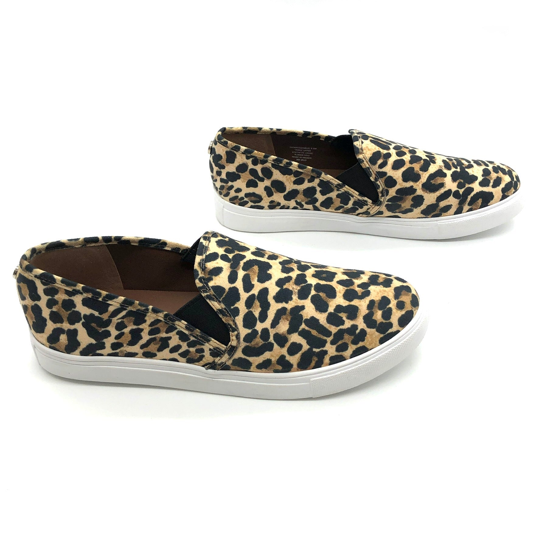 Photo #3 - BRAND: STEVE MADDEN <BR>STYLE: SHOES FLATS <BR>COLOR: ANIMAL PRINT <BR>SIZE: 9.5 <BR>SKU: 262-26275-75062<BR><BR>AS IS FINAL SALE <BR>LIKE NEW <BR>
