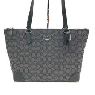 "Primary Photo - BRAND: COACH STYLE: HANDBAG DESIGNER COLOR: MONOGRAM SIZE: MEDIUM SKU: 262-26275-71493AS IS DESIGNER BRAND FINAL SALE APPROX 14""X10""X4"""