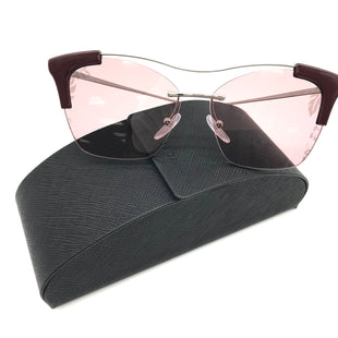 Primary Photo - BRAND: PRADA STYLE: SUNGLASSES COLOR: RED SKU: 262-26275-65312IN EXCELLENT CONDITION.