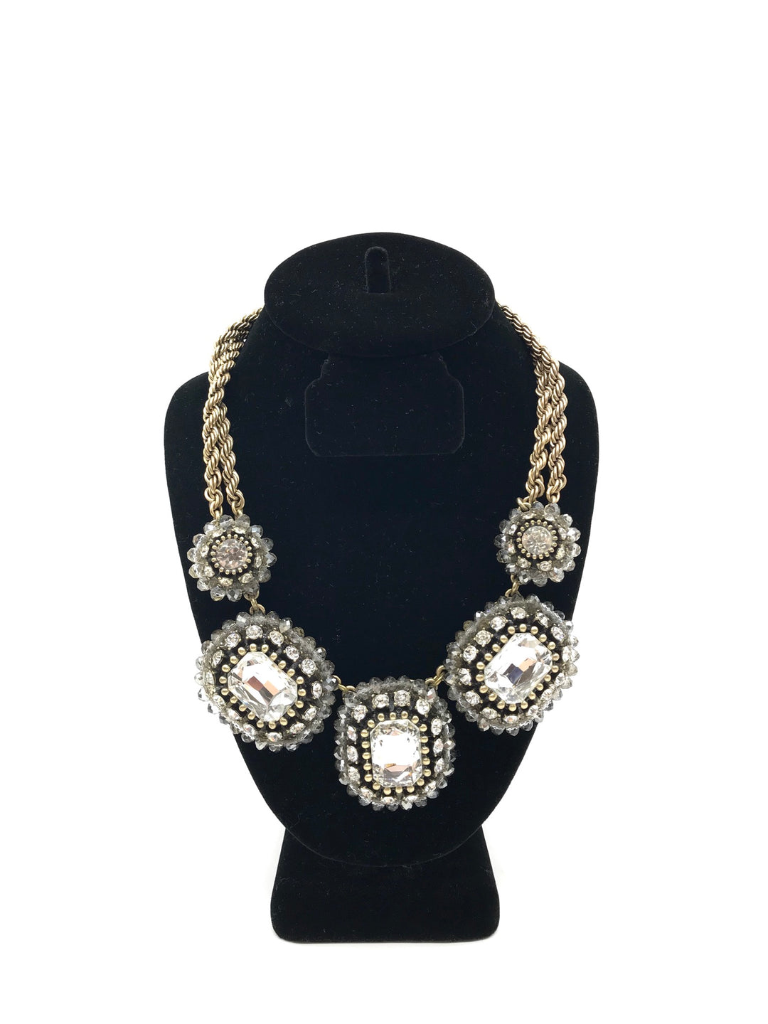 Primary Photo - BRAND:    BANANA REPUBLIC <BR>STYLE: NECKLACE <BR>COLOR: SPARKLES <BR>SKU: 262-26275-68014