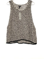 Primary Photo - BRAND: EILEEN FISHER <BR>STYLE: TOP SLEEVELESS <BR>COLOR: BLACK WHITE <BR>SIZE: XL <BR>SKU: 262-26275-65462<BR><BR>DESIGNER FINAL