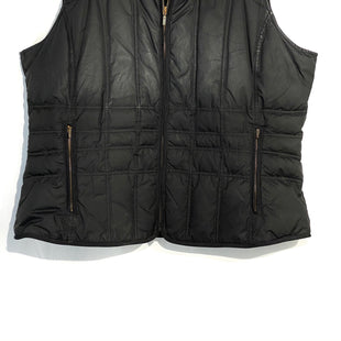 Primary Photo - BRAND: EDDIE BAUER STYLE: VEST DOWN COLOR: BLACK SIZE: XXL SKU: 262-26211-140922GOOSE DOWN