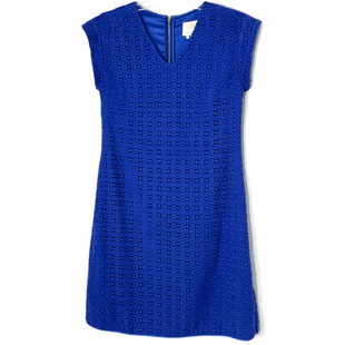Primary Photo - BRAND: KATE SPADE STYLE: DRESS SHORT SLEEVELESS COLOR: ROYAL BLUE SIZE: XS /2SKU: 262-262101-3169DESIGNER FINAL CAPPED SLEEVE