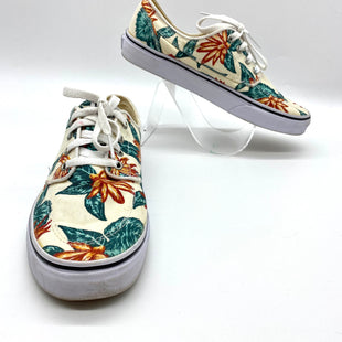 Primary Photo - BRAND: VANS STYLE: SHOES ATHLETIC COLOR: TROPICAL SIZE: 9.5 SKU: 262-26275-68151GENTLE WEAR SEE PHOTOS