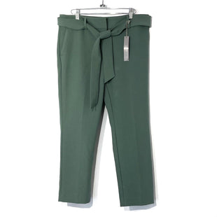 Primary Photo - BRAND: ANN TAYLOR LOFT STYLE: PANTS COLOR: OLIVE SIZE: 10 PSKU: 262-26275-74292