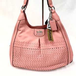 Primary Photo - BRAND: COACH STYLE: HANDBAG DESIGNER COLOR: PEACH SIZE: MEDIUM SKU: 262-26275-60518DESIGNER BRAND-FINAL SALE