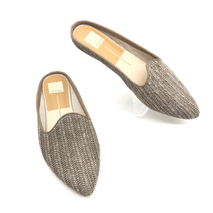 Primary Photo - BRAND: DOLCE VITA STYLE: SANDALS FLAT COLOR: STRAW SIZE: 9.5 SKU: 262-26275-75639IN EXCELLENT SHAPE AND CONDITION