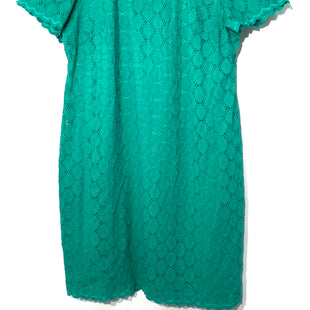 Primary Photo - BRAND:    RN STUDIOSTYLE: DRESS SHORT SHORT SLEEVE COLOR: EMERALD SIZE: 2X /20WOTHER INFO: RN STUDIO - SKU: 262-26211-140518