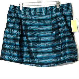 Primary Photo - BRAND: MICHAEL KORS STYLE: SKIRT COLOR: AQUASIZE: XL /16SKU: 262-26275-66216