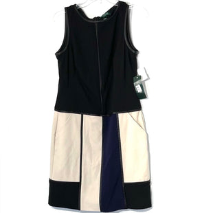 Primary Photo - BRAND: RALPH LAUREN STYLE: DRESS SHORT SLEEVELESS COLOR: MULTI SIZE: M/10SKU: 262-262101-2764