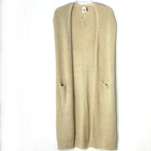 Primary Photo - BRAND:    AKEMI + KIN ANTHROPOLOGIE STYLE: SWEATER CARDIGAN LIGHTWEIGHT COLOR: BEIGE SIZE: S OTHER INFO: AKEMI + KIM - SKU: 262-262101-3125LONG LENGTH
