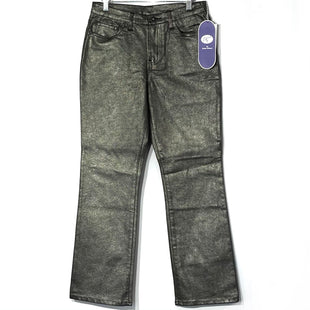 Primary Photo - BRAND: DIANE GILMAN STYLE: PANTS COLOR: METALLIC SIZE: 8PSKU: 262-26241-45065