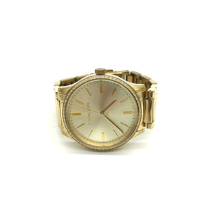 Primary Photo - BRAND: MICHAEL KORS STYLE: WATCH COLOR: GOLD SKU: 262-26275-78129FITS SMALL WRIST • BATTERIES NEEDED • AS IS