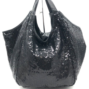 "Primary Photo - BRAND:    CLOTHES MENTOR STYLE: HANDBAG COLOR: SEQUIN SIZE: LARGESKU: 262-26275-75267APPROX. 21.5""L X 12""H X 7""D. COUPLE SLIGHT SPOTS INSIDE"