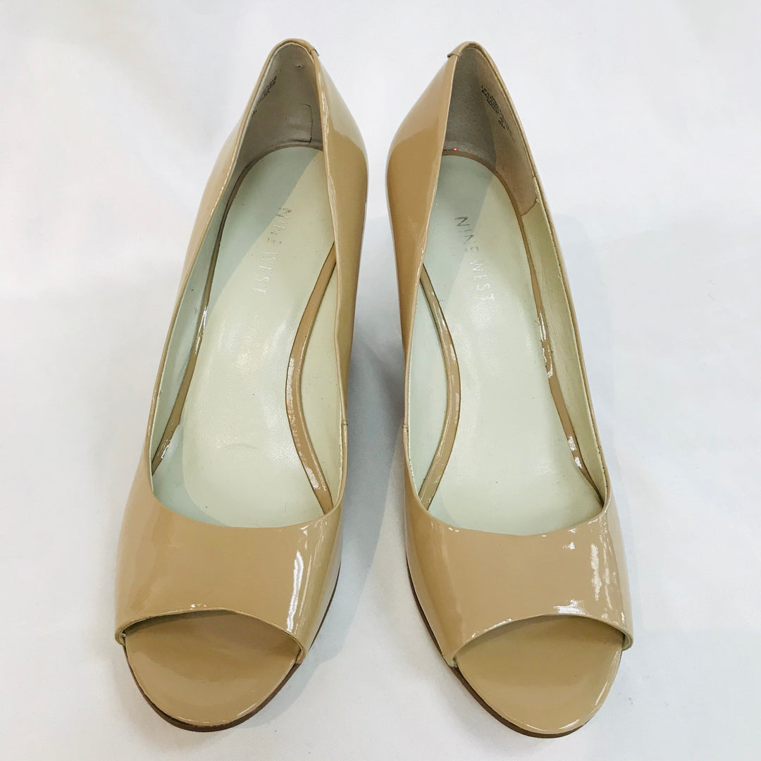 Primary Photo - BRAND: NINE WEST<BR>STYLE: SHOES LOW<BR>COLOR: NUDE <BR>SIZE: 8 <BR>SKU: 262-26275-48894<BR>- AS IS -