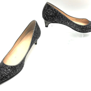 Shoes Low Heel By Cole-haan  Size: 7.5 - BRAND: COLE-HAAN STYLE: SHOES LOW HEEL COLOR: SPARKLES SIZE: 7.5 SKU: 262-26275-71354SLIGHT WEAR TO BACK OF HEEL, SOME SEQUINS MAY FLAKE OFF SLIGHTLY