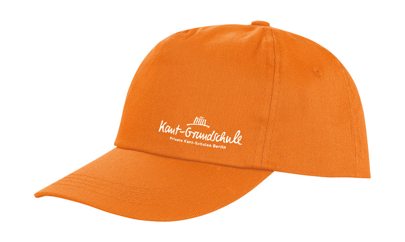 Basecap - orange