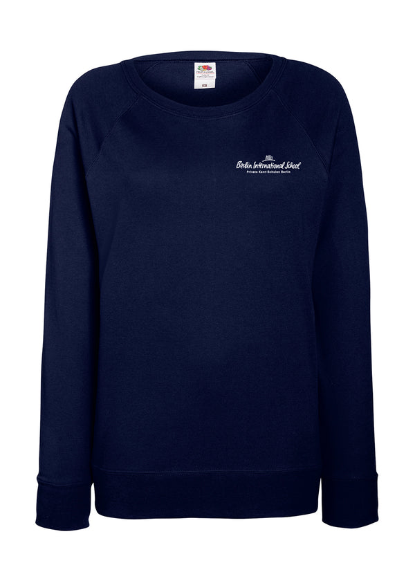 Sweatshirt Damen - navy