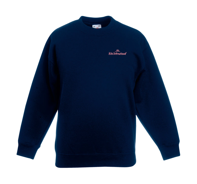 Sweatshirt Kids - navy