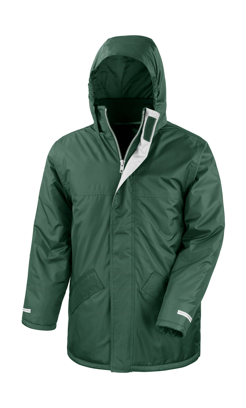 Winter Parka, Bottle Green - Kant Grundschule