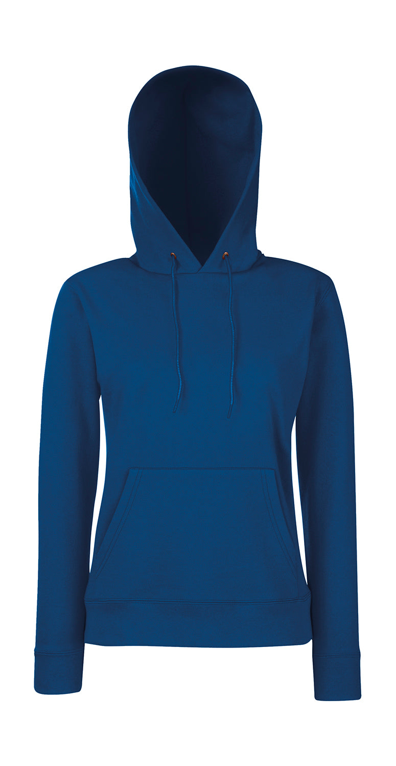 Damen Hooded Sweat FoL, Navy - Kita International