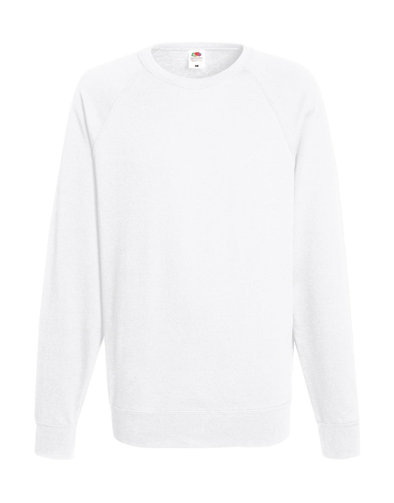 Herren Sweat Shirt FoL, White - Kant Kindergarten