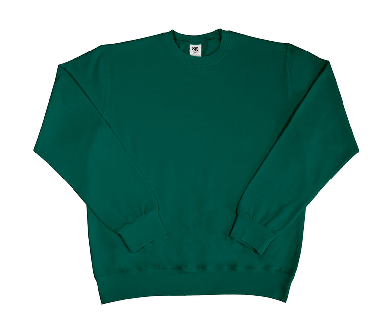 Herren Sweat Shirt SG, Bottle Green - Kant Grundschule