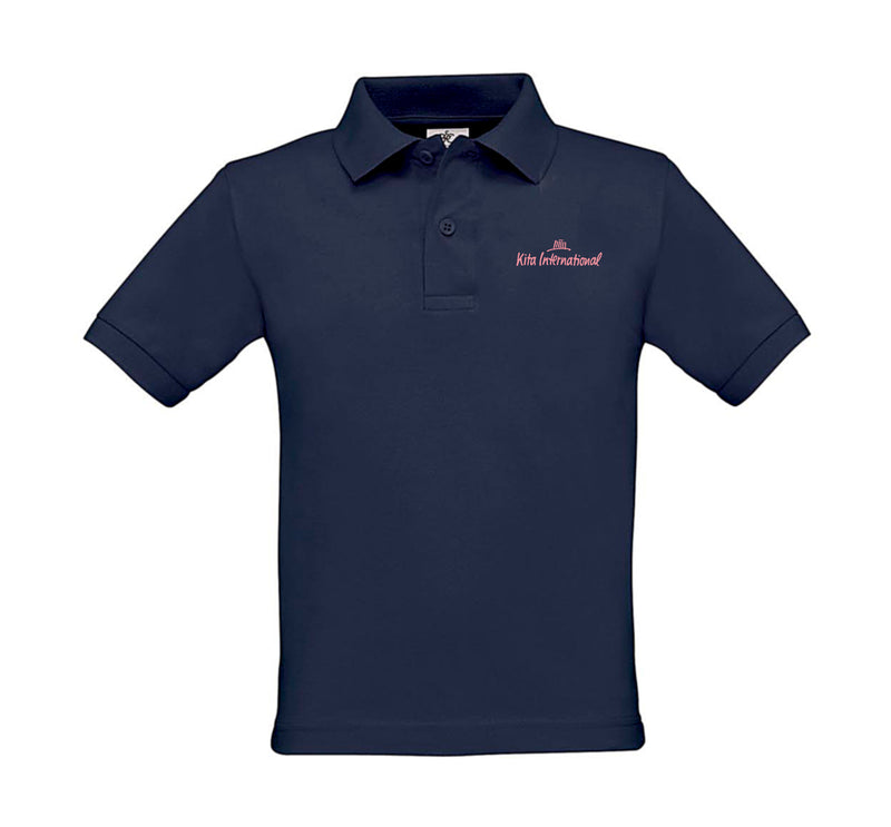 Poloshirt Kids - navy