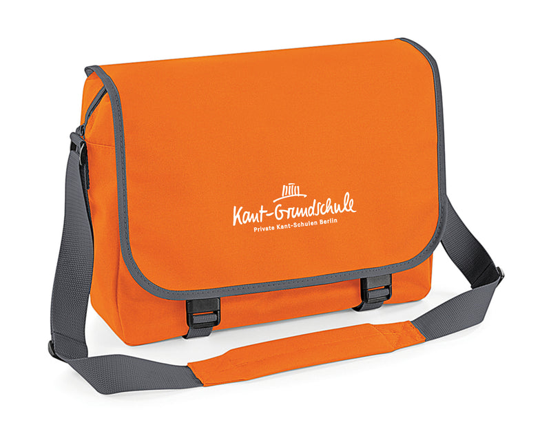 Messenger Bag - orange