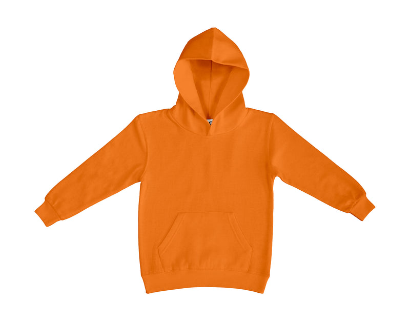 Kids Hooded Sweatshirt SG, Orange - Kant Grundschule