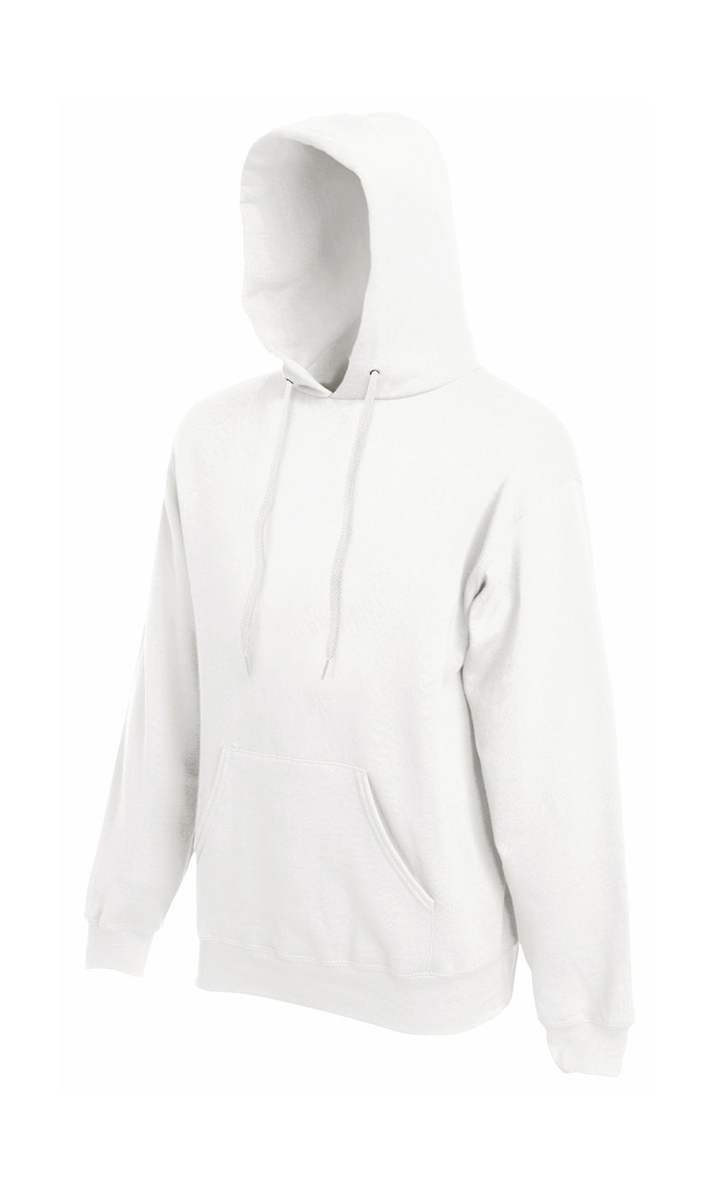 Hooded Sweat FoL, White - Kant Kindergarten