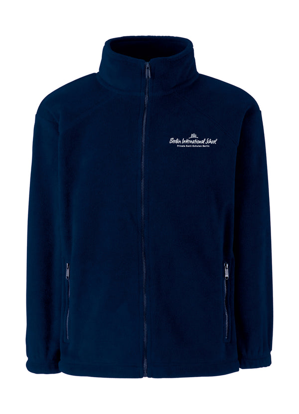 Fleecejacke Kids - navy