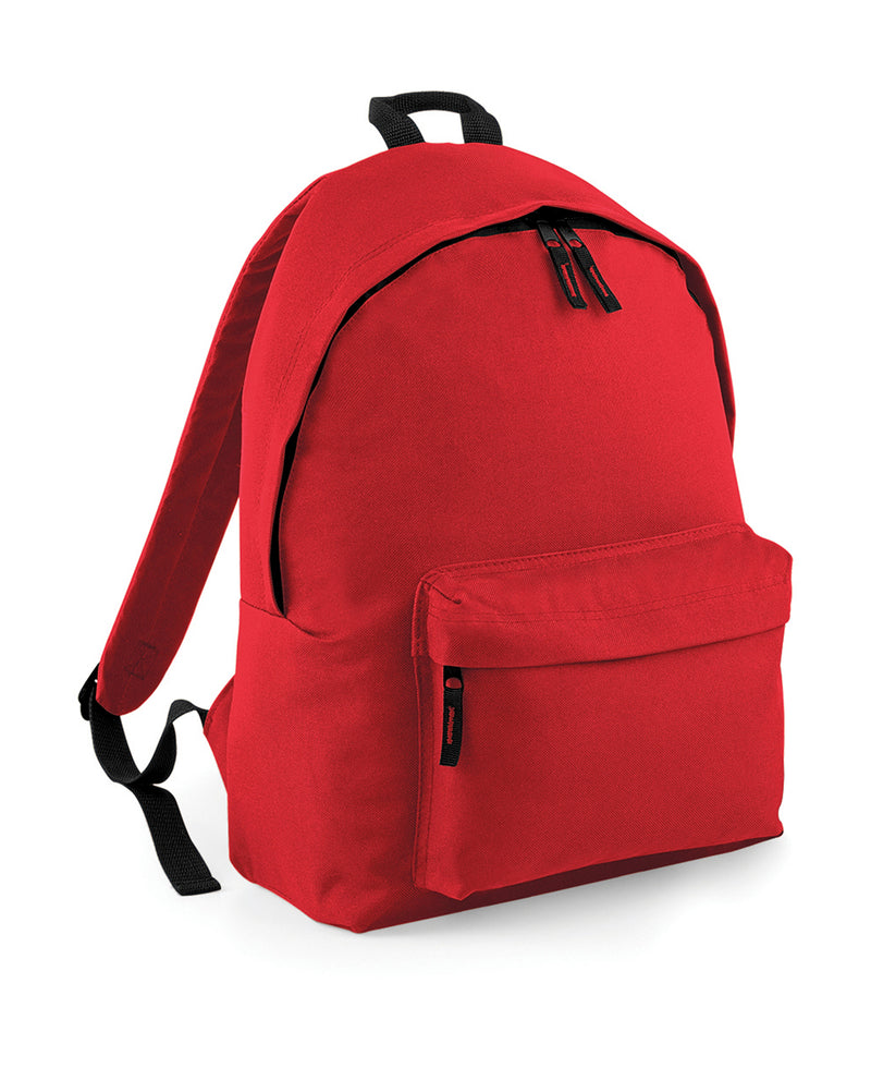 Rucksack, Bright Red - Kant Oberschule