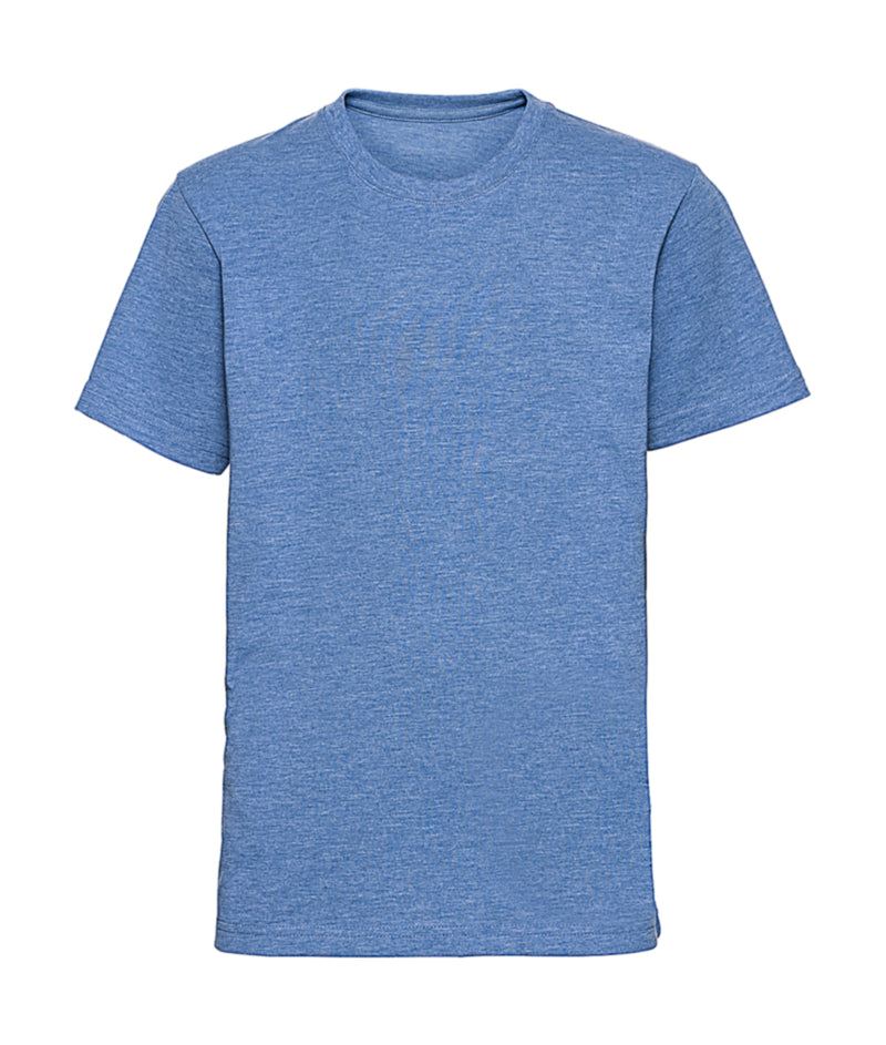 Boys T-Shirt, Blue Marl - Kant Kindergarten