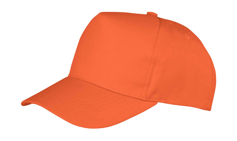 Base Cap, Orange - Kant Grundschule