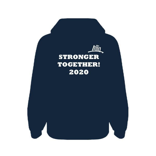 "Hoodie Damen ""Stronger Together"""