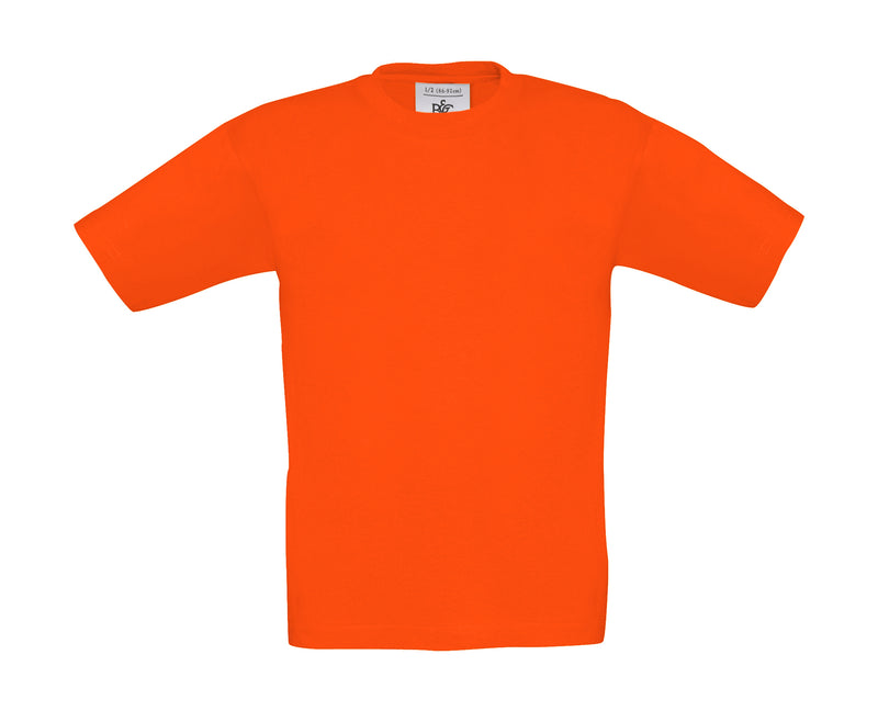 Kids T-Shirt B&C, Orange - Kant Grundschule