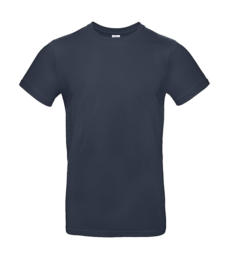 Herren T-Shirt, Navy - Berlin International School