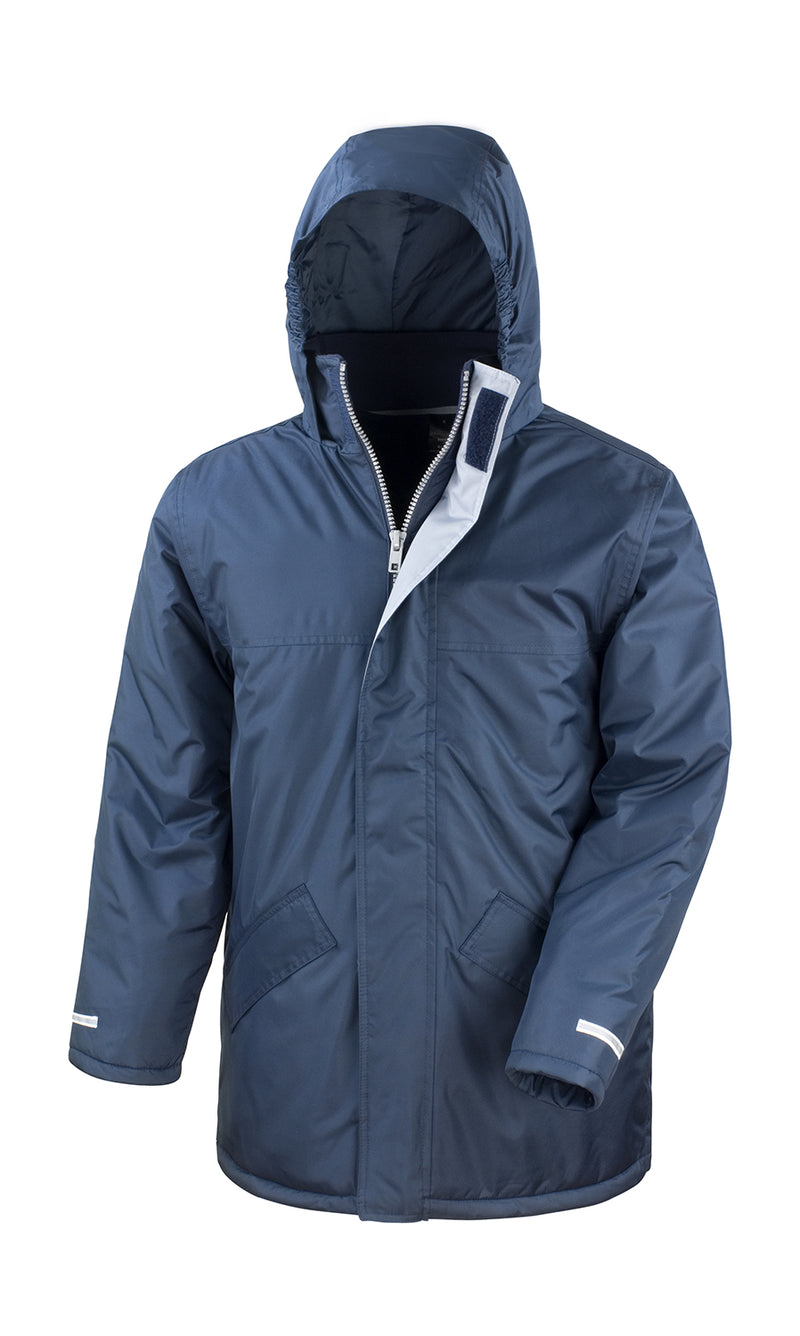 Winter Parka, Navy - Kant Oberschule
